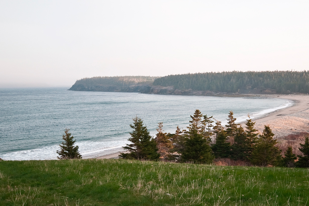 picture of gaff point nova scotia